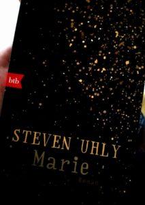 """Rezension """"Marie"""" von Steven Uhly"""