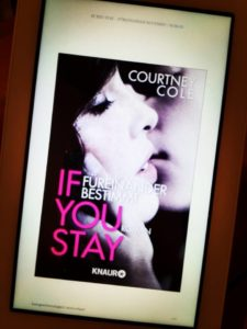 "Rezension ""If you Stay – Füreinander bestimmt"" von Courtney Cole"