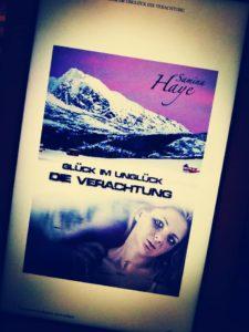 """Rezension """"Glück im Unglück – Die Verachtung"""" von Samina Haye"""