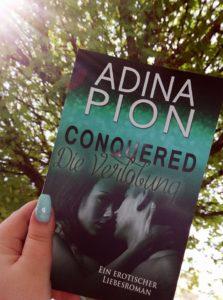 "Rezension ""Conquered – Die Verlobung"" von Adina Pion"
