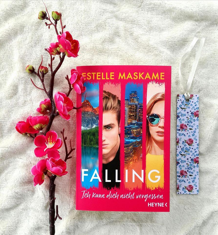 """Rezension """"Falling – Ich kann dich nicht vergessen"""" von Estelle Maskame"""