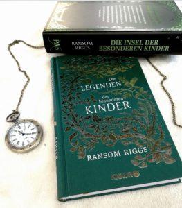 """Rezension """"Die Legenden der besonderen Kinder"""" von Ransom Riggs"""