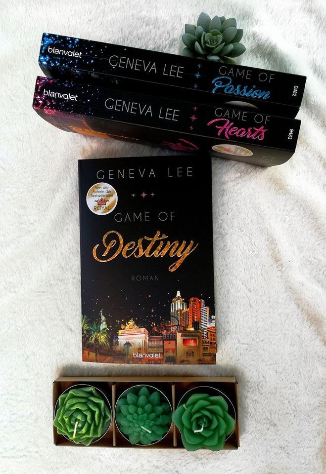 "Rezension ""Game of Destiny"" von Geneva Lee"