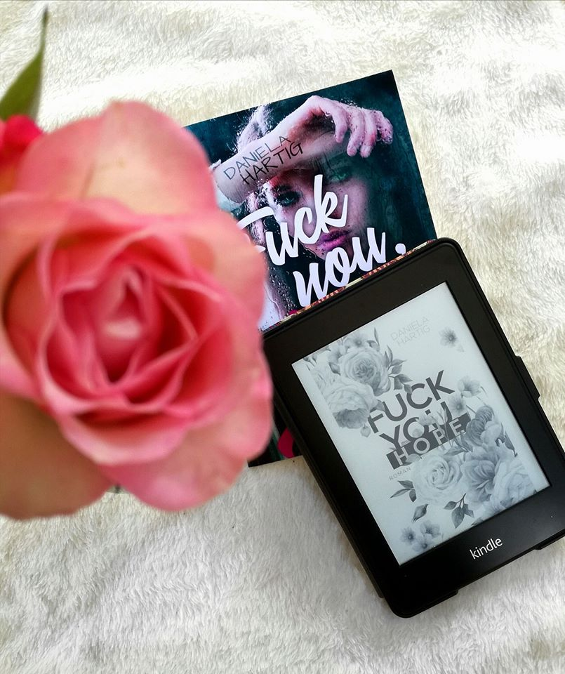 "Rezension ""Fuck you, Hope"" von Daniela Hartig"