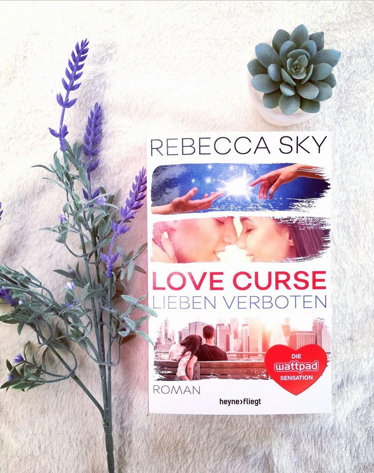 """Rezension """"Love Curse – Lieben verboten"""" von Rebecca Sky"""