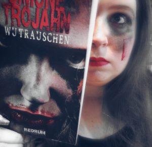 """Rezension """"Wutrauschen"""" von Simone Trojahn"""