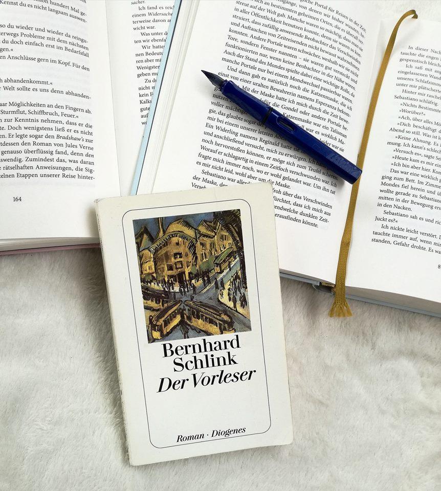 """Rezension """"Der Vorleser"""" von Bernhard Schlink"""