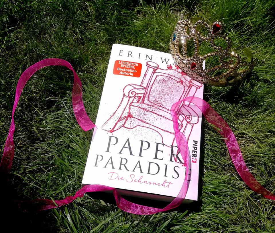 """Rezension """"Paper Paradise"""" von Erin Watt"""
