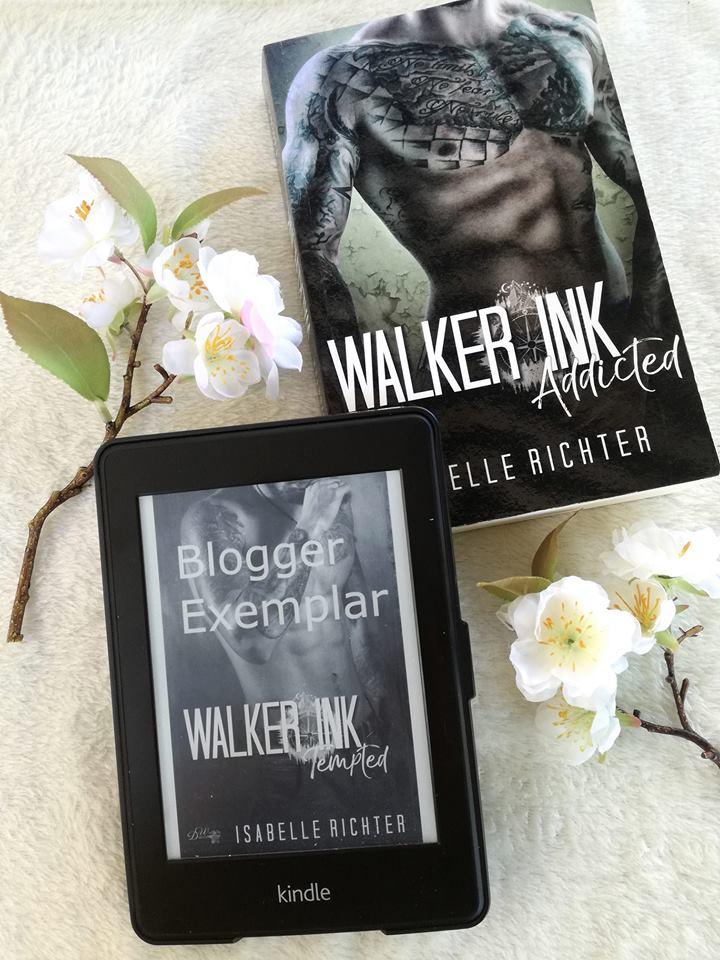 "Rezension ""Walker Ink – Tempted"" von Isabelle Richter"