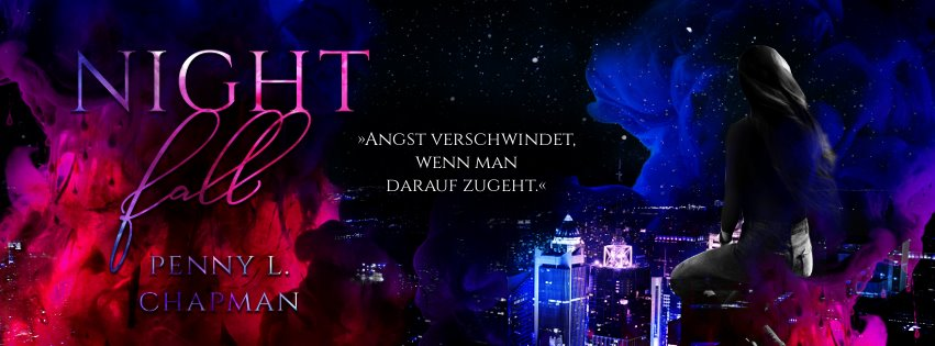 "Rezension ""Nightfall (Confined 1)"" von Penny L. Chapman"