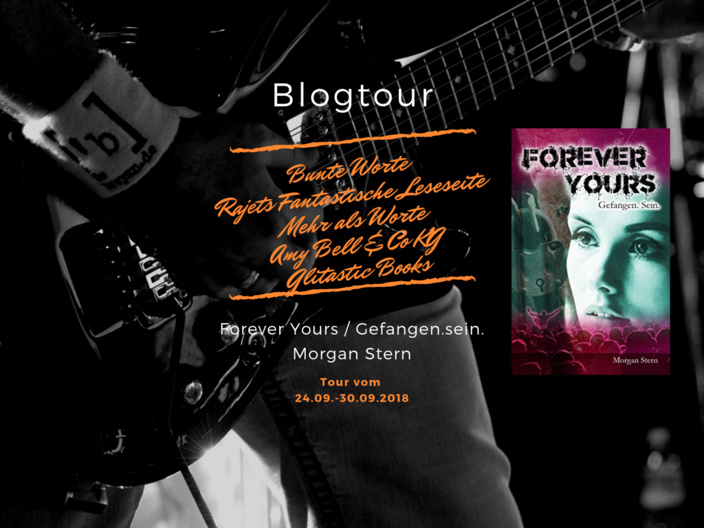 "Charakter-Interview mit Ryan | BLOGTOUR ""Forever Yours"" von Morgan Stern"