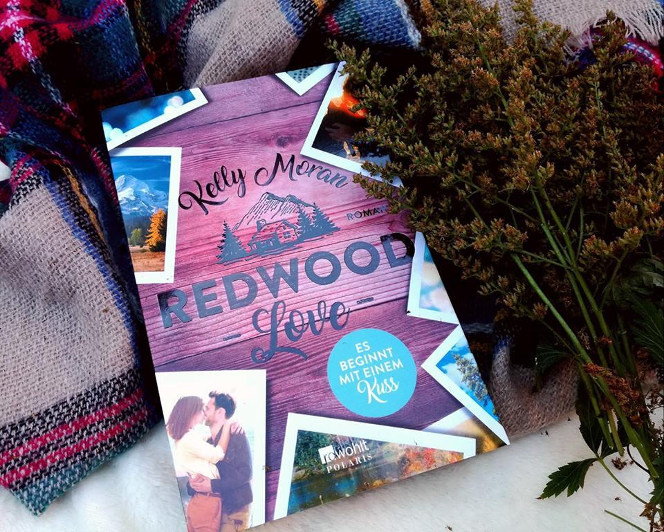 """Rezension """"Redwood Love – Es beginnt mit einem Kuss"""" von Kelly Moran"""