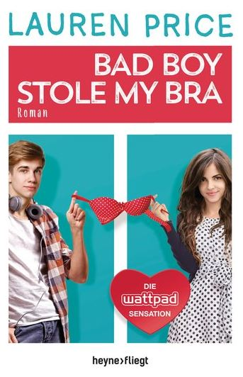 "Rezension ""Bad Boy Stole My Bra"" von Lauren Price"