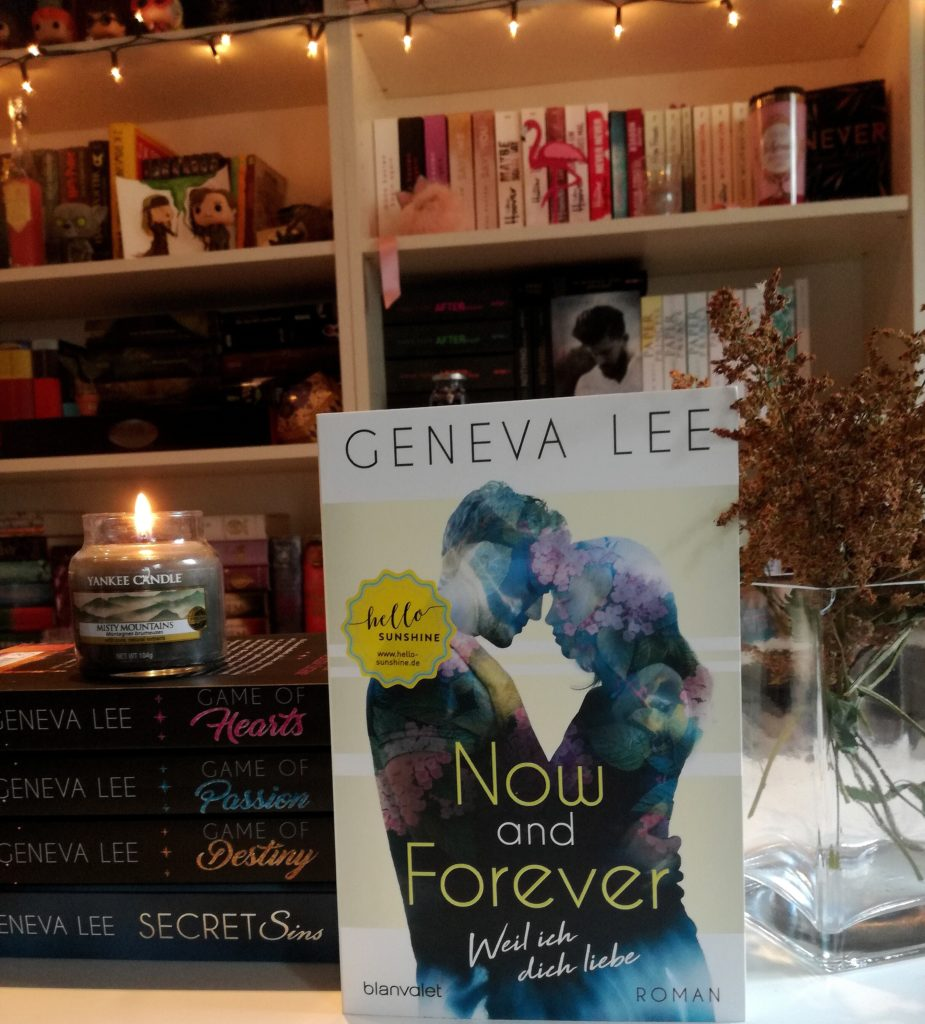 "Rezension ""Now and Forever"" von Geneva Lee"
