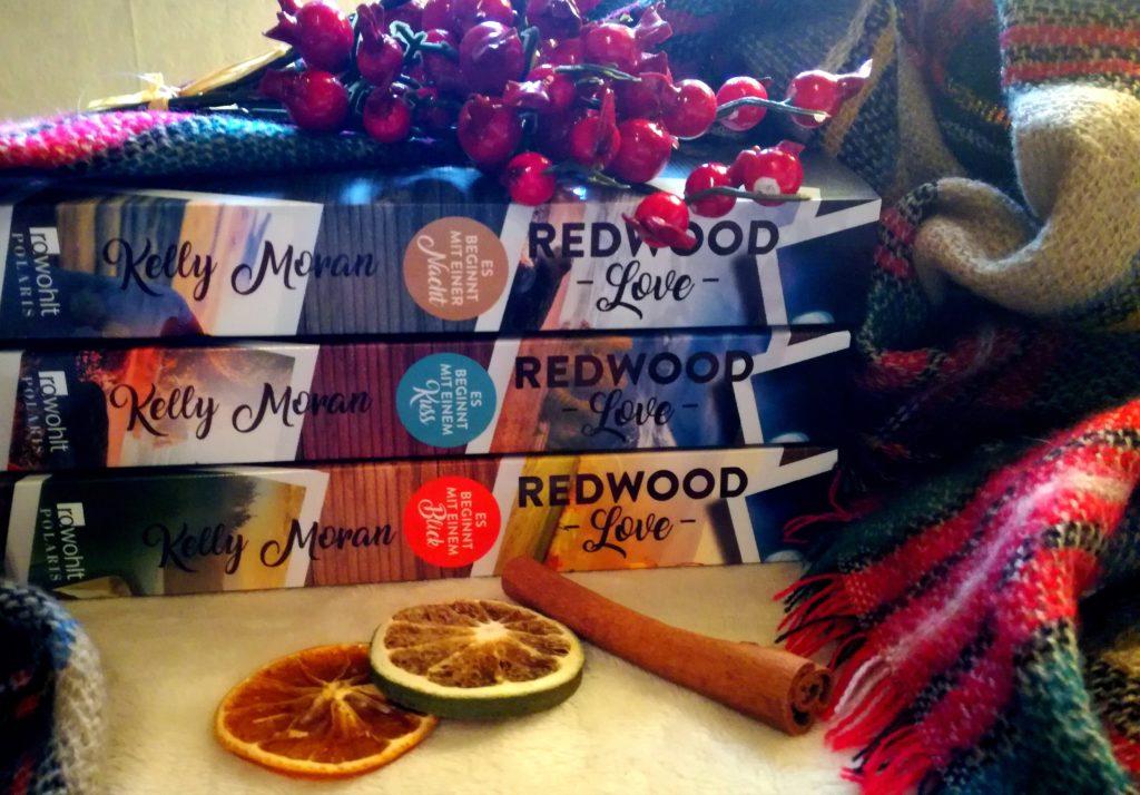 """Rezension """"Redwood Love – Es beginnt mit einer Nacht"""" von Kelly Moran"""