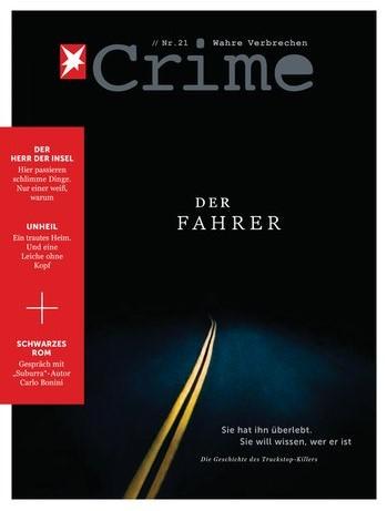 "Rezension ""stern Crime – Wahre Verbrechen"", Ausgabe Nr. 21 (05/2018)"